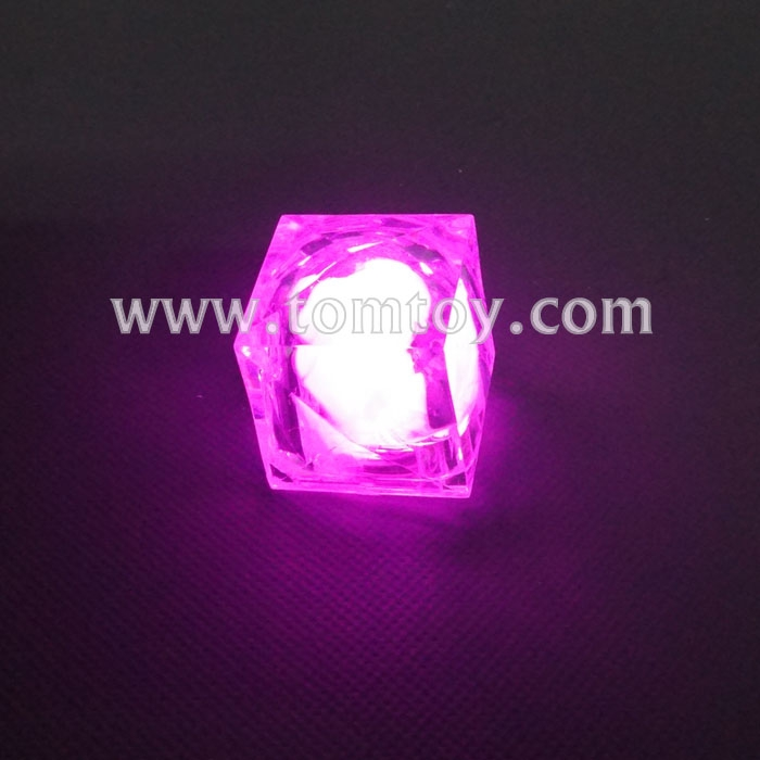 Tomtoy Bar Series Light Up Colorful LED Ice Cube