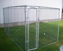 High quality chain link mesh Outdoor Dog Kennels For Sale