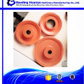 Cast Iron Fixed Pulley For Ceramic Glazing Line