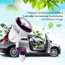 High-quality USB mini car humidifier air freshener car aroma diffuser