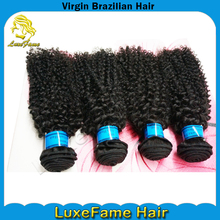 Luxefame Hair best brazilian hair natural hair offer guarantee kinky curl expression hair extension