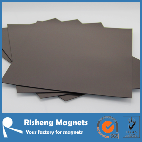 anisotropic rubber coated rubber magnet