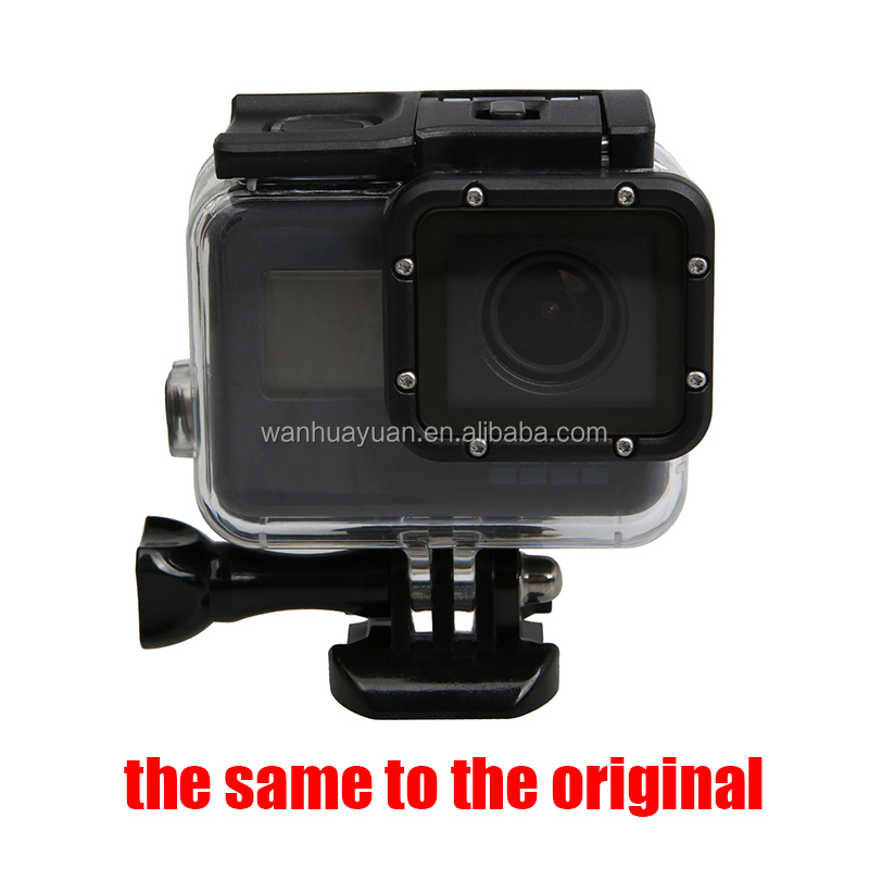 Hot GoPro 5 Case 45M Waterproof, Protective housing case for GoPro Hero 5