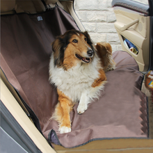 High quality oxford dog proof car seat covers for outgoing