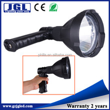 Recharegeable led work light Led Mining Cree 25w single bulb NFC96-25W black hunting search light