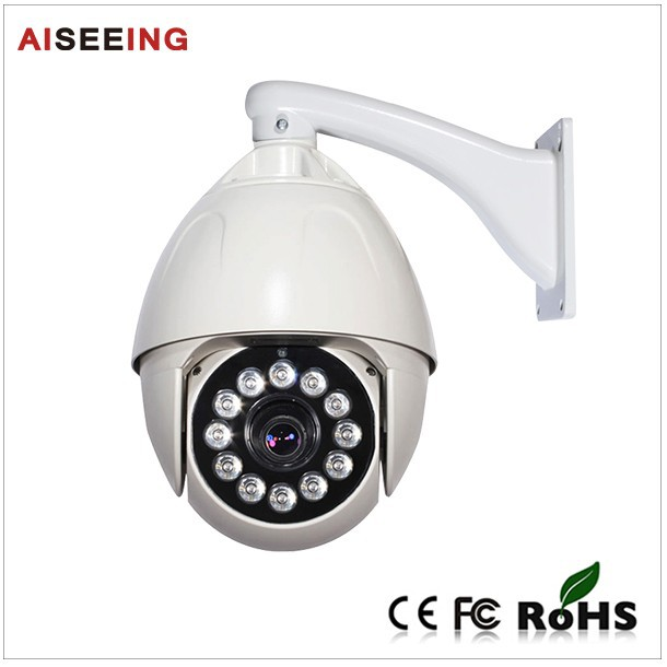 Auto Tracking 22X Zoom 1.3 Megapixel IP PTZ High Resolution Camera
