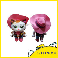 Hot Fashion Cat Christmas Gift Plush Toy For Kids