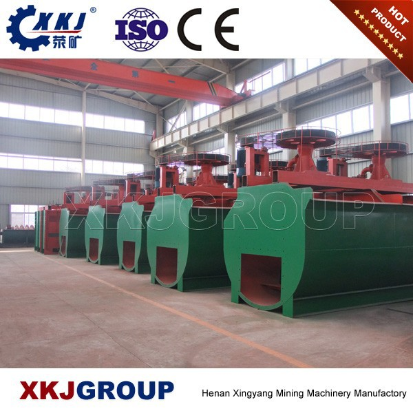 new style agitation antimony ore flotation machine