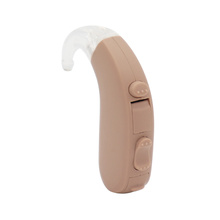 Small size middle power elderly care health products hearing aid