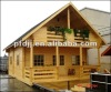 Beautiful Prefabricated woodn gadern homes