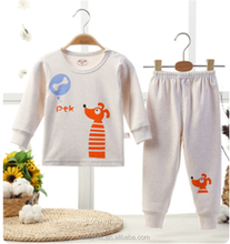 Anti-Shrink Children Trendy Clothing Long Johns Children Sleepwear