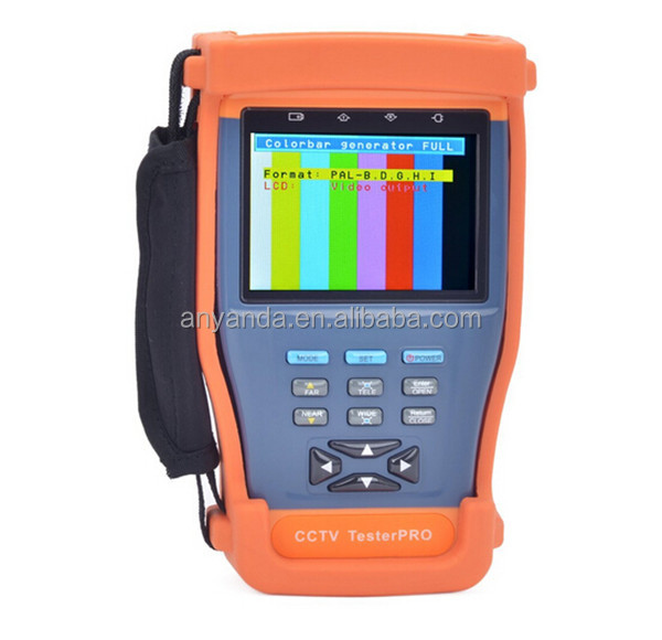 Best Price Shenzhen Hot Sale 3.5 tft LCD Lan Cable Tester