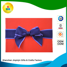 Gift Package Pre-tied Bows in Satin Ribbon