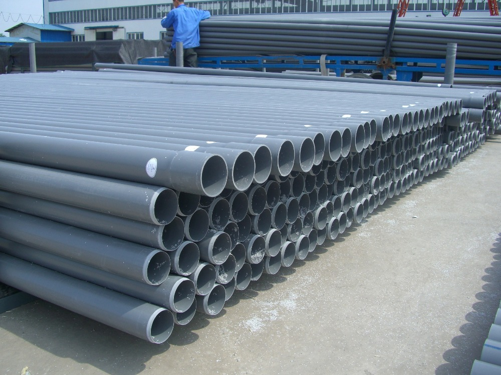 Low price pvc u waste water drainage pipes buy pvc for Buy plastic pipe