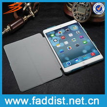 For ipad Air case,Luxury PU leather case for ipad 5