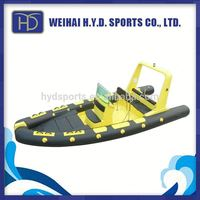 High Quality Customized Inflatable Baby Float Boat