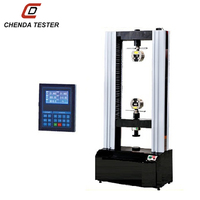 WDS-100 Digital display electronic universal tensile testing machine+shear strength testing machine+compression spring test