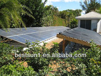 epoxy resin encapsulation solar panels6000W
