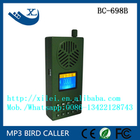 hot selling 30w 130dB duck hunting song electronic bird callers with multi sounds