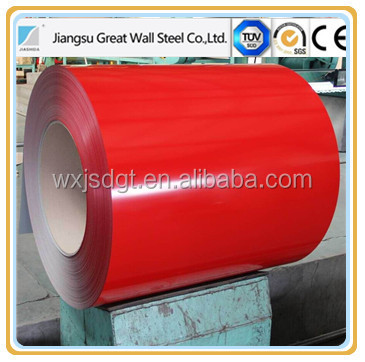 Colored steel coil sheet for bread maker