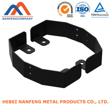 Manufacturer Fabrication Powder Painted Metal Folded Stamp Bus Chassis Fixed Mounts