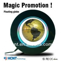 Try new Technology ! Magnetic Floating Globe for Gift item ! promotional medical and pharmaceutical gifts