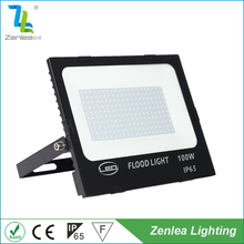 Good quality new design led mini ip65 high lumen slim outdoor 30w 50w 100w nano flood light led