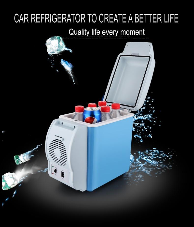 Small Car Battery Powered Refrigerator Dc12v Buy Mini