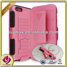 Ivymax cases for apple iphone 5c belt clip case