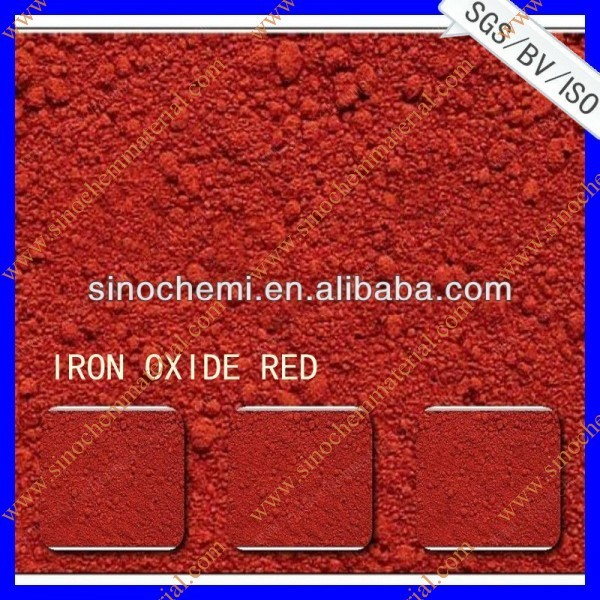 Best price for pigment iron oxide red y101