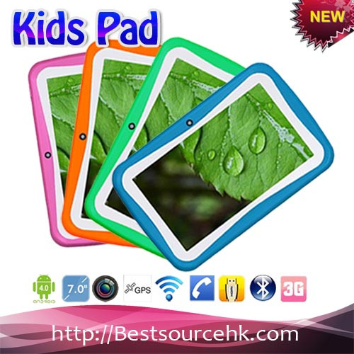 2014 New Sale RK2926 Smart Pad 7 Inch Kids Educational Tablet