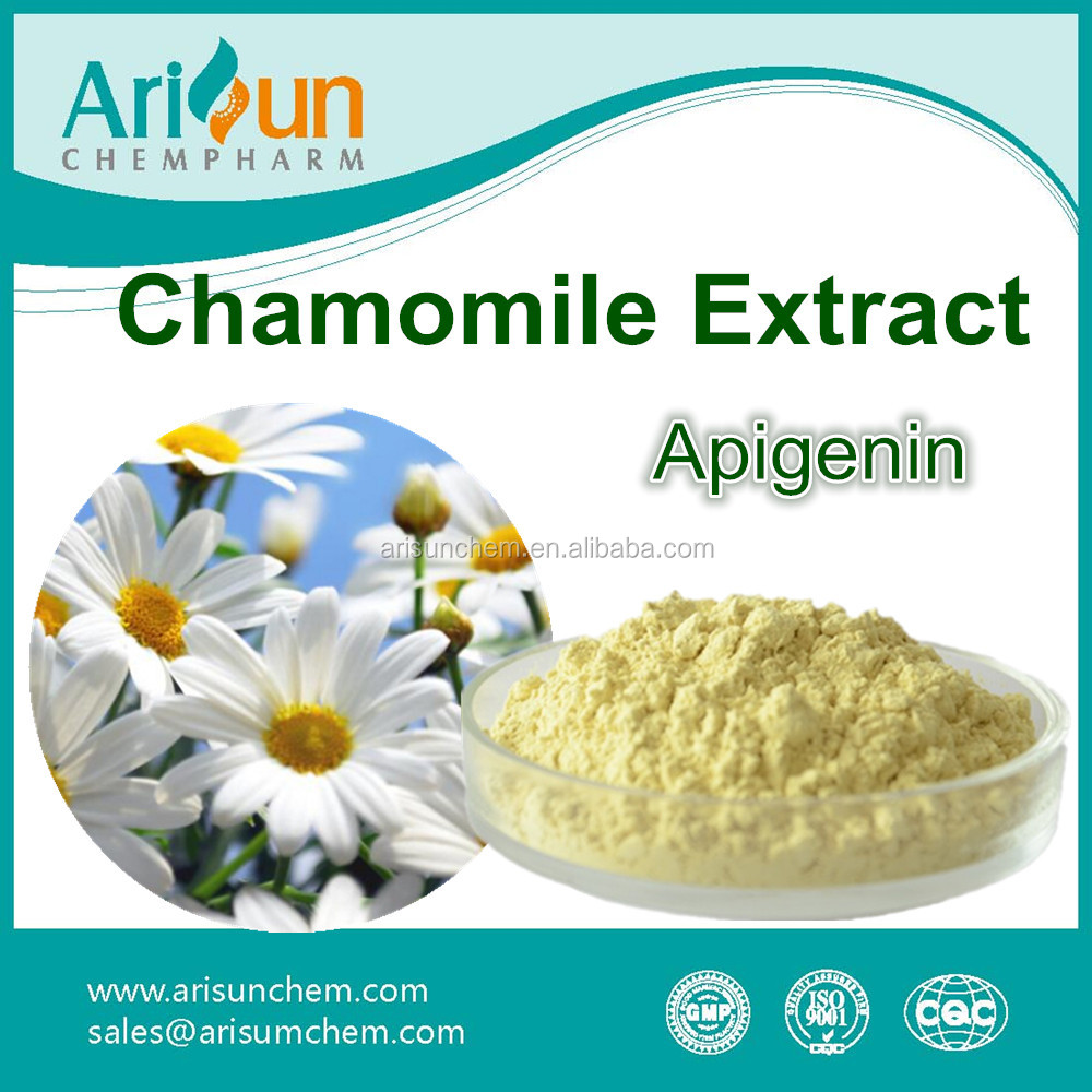 Factory Supply Chamomile Extract Powder/Chamomile Extract