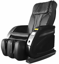 Rongtai American Dollar Operated Massage Chair IN Full Black