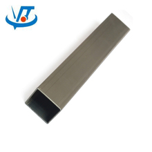high quality factory price wholesale 201 316 stainless square 300mm diameter steel pipe
