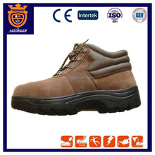 Safety Metal Toe and Plate Shoes/work shoes/hight cut shoes