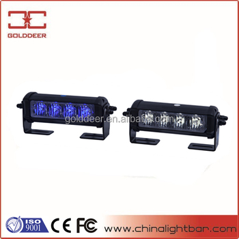 Traffic Signal light, LED Strobe flash deck dash warning light SL340