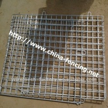 Hebei Foldable welded dog cage factory/dog cage/foldable dag cage