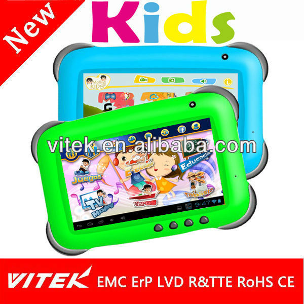 Cheap 7'' Kids Android 4.1 MID Tablet Free Games Download