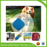 Mini Smart Bluetooth 4.0 Pet Anti-Lost Alarm Remote Shutter Tracking Wallet Key Tracer for iOS / iPhone / iPod / iPad / Android