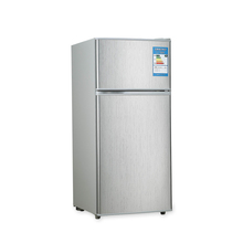 BCD-102 home appliances national low power consumption double door compressors refridgerators and freezers