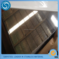 2B No.4 No.1 mirror brushed metal sheets 202
