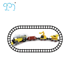 Kids Battery Operated Toy Train Set For Kids Big Train Toy For Boys Train Toy With Smoke