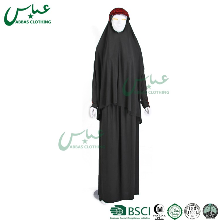 ABBAS brand Corban hot Selling Islamic clothing fashion Muslim Kids Abaya