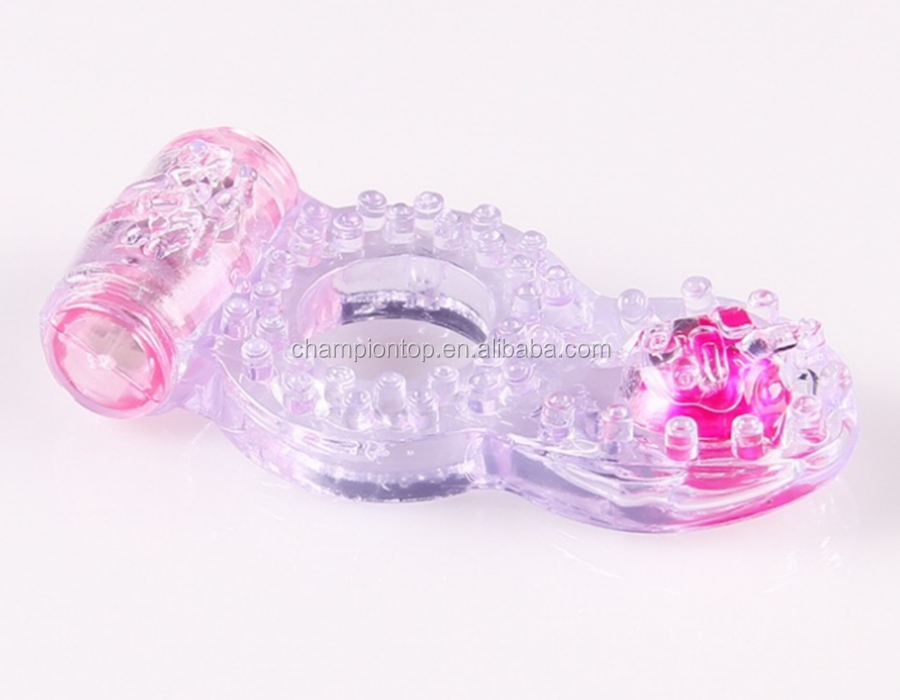 Male penis toy delay ejaculation vibrating cock ring for sex shop wholesale