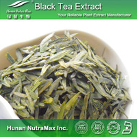Organic Black Tea Extract Bulk Price 20% 50% 98% Polyphenols 5% 65% Catechins 10% 40% EGCG