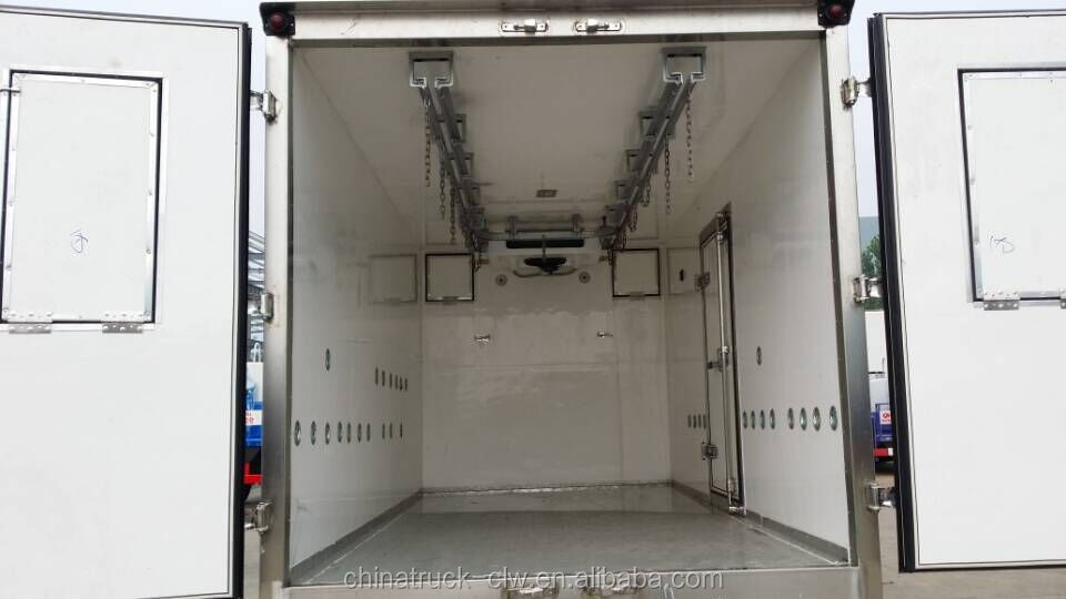 light refrigerated truck