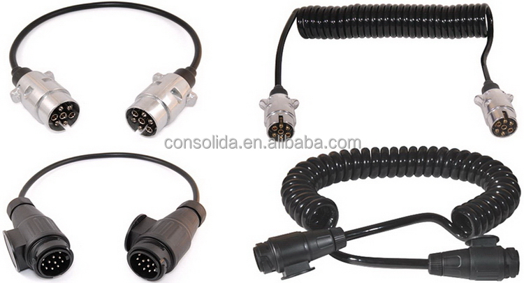 Bottom price hot selling male to male dc power extension cable