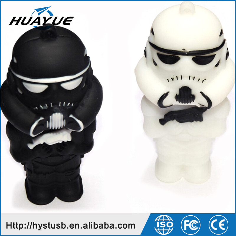 2016 Newest Star War USB 3.0 Flash 8gb 16gb 32gb Pendrive for Gift Promotion