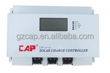 LCD screen 96v 40A MPPT solar charge controller for home solar power system