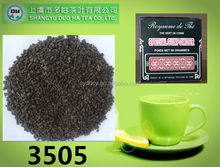 china extra gun powder green tea 3505(3505 series),the vert,te verde)